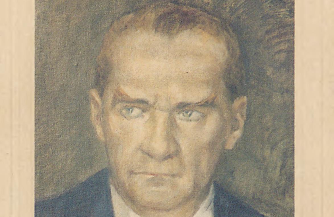 Atatürk Ve çallı Mustafakemâlim